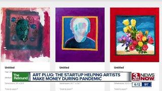Art Plug: Startup helping artists make money during pandemic