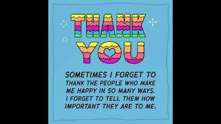 Thank you [GMG Originals]