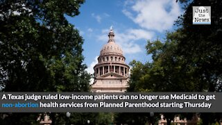 Texas court rules Planned Parenthood can be removed from state's Medicaid program