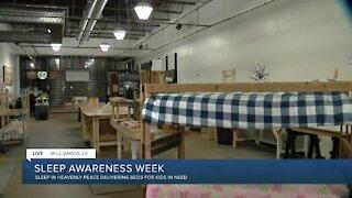 Sleep Awareness Week: How you can help local children sleep comfortably