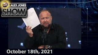 Mark Of The Beast Officially Announced: Davos Group Rolls Out Vaccine Passports - FULL SHOW 10/18/21