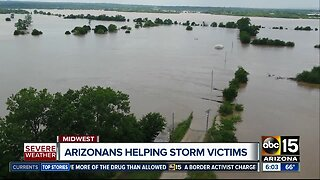 Arizonans with Red Cross headed to help victims of severe weather across country