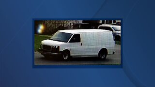 Baltimore County Police investigating reports of suspicious man in a van luring children