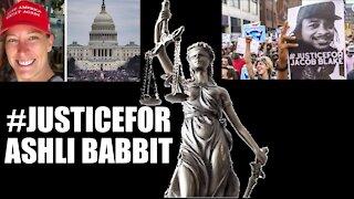 Justice for Ashli Babbitt vs Justice for Jacob Blake (Thug Life)