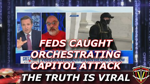 NEWSMAX: Feds Caught, On Video, Attacking Capitol On J6