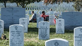 Arlington National Cemetery Closes To Visitors Amid Virus Outbreak