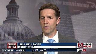 Sen. Ben Sasse talks stimulus bill