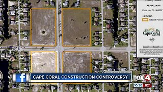 Cape Coral City Council to vote on rezoning Four Corners lots