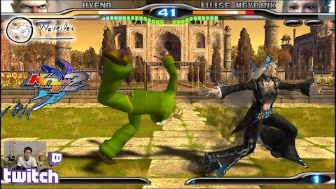 (PS2) KOF Maximum Impact 2 - 28 - Hyena - Lv Gamer