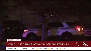 Deadly Stabbing At Ivy Place Apartments
