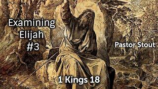 Examining Elijah #3