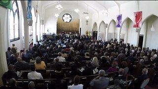 Community honors Rev. George Walker Smith at memorial