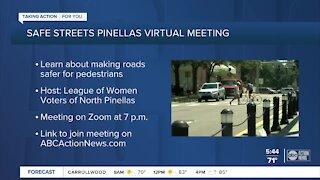 Safe Streets Pinellas program works to make county roads safer