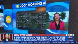 Media Fawning Over Biden's Bold, Ambitious Agenda