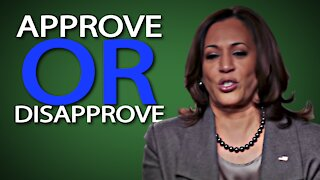 Kamala Harris Approval Rating