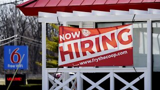 U.S. Sees Fewest Weekly Jobless Claims Since Start Of Pandemic