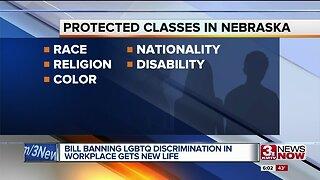 Bill banning LGBTQ discrimination in