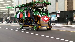 St. Patrick's Day festivities continue despite parade being canceled