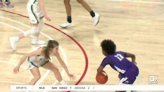 Day 1 Girls' State Basketball Highlights 3/2/21