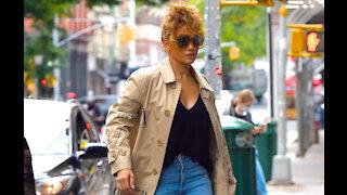 Jennifer Lopez and Michael B. Jordan star in Coach It Forward ad