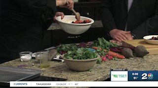 Shape Your Future Healthy Kitchen: Roasted Root Veggies