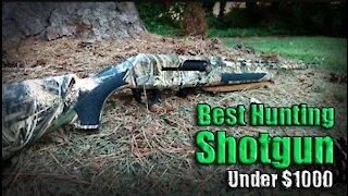 Best Semi-Auto Hunting Shotgun Under $1000 / Stoeger M3500