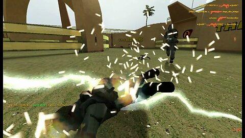 Half-Life 2: Deathmatch multiplayers