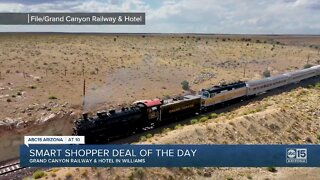 Deal of the Day: Grand Canyon Railway and Hotel