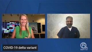 Facebook Q&A: COVID-19 delta variant