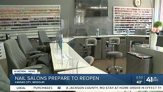 Rebound KC: Salons take safety measures for soft reopening