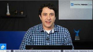 Star Trek: Discovery Actor David Ajala | Digital Trends Live 9.30.20