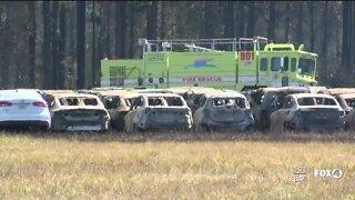 RSW rental car fire ruled accidental