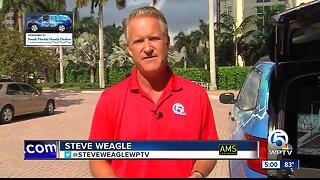 Steve Weagle's Wednesday forecast