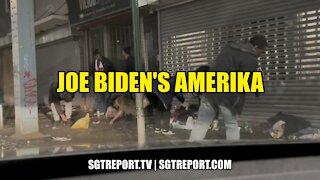 JOE BIDEN'S AMERIKA