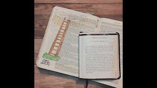 John 1:51 Bible Journaling