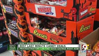 Best last-minute candy deals