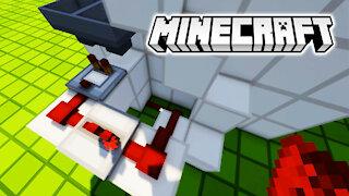 Minecraft - Automatic shower