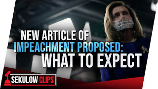 New Article of Impeachment Proposed: What to Expect