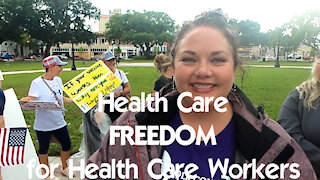 Healthcare FREEDOM for Healthcare Workers
