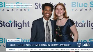 Local students competing in Jimmy Awards