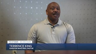 Pastor Terrence King of Kingdom ministries