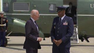 Pres. Biden traveling to Tulsa
