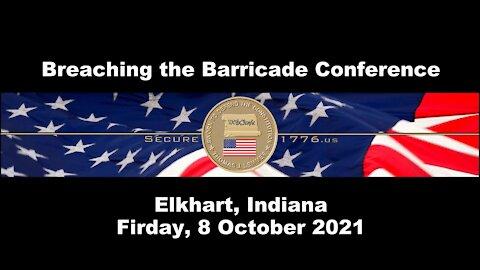 Event | Breaching the Barricade L.E. Conference