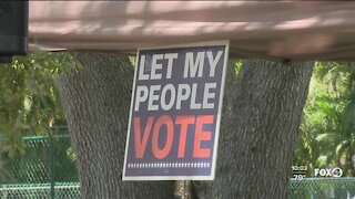 Florida Rights Restoration Coalition helps register people to vote