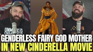 Genderless Fairy God Mother In New Cinderella Movie