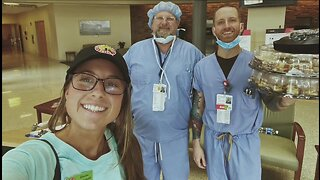Mason's Chicken Salad Chick donates meals to healthcare workers