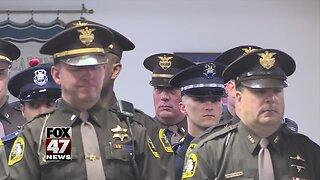 Memorial Honors fallen officers