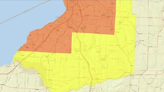 Orange zone impact on yellow zone businesses