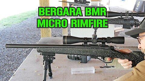 Bergara Micro Rimfire (BMR) : TTAG On The Range