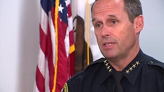 San Diego Police Chief David Nisleit discusses community relationships